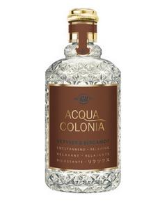 4711 – Acqua Colonia – Vetyver & Bergamot