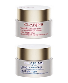 Clarins – Capital Lumière Soin Confort Anti-âge