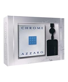 Azzaro – Coffret Chrome St Valentin 2011 Eau de Toilette