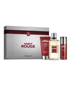 Coffret Parfum Habit De Rouge Guerlain drCxoBe