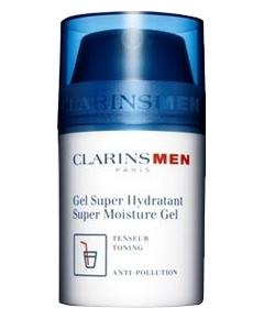 ClarinsMen – Gel et Baume Super Hydratant