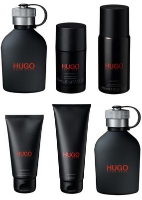 Parfum Hugo Just Different - Gamme Complète