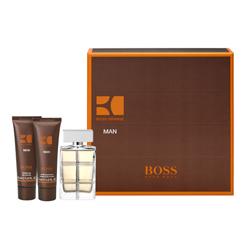 Hugo Boss – Coffret Boss Orange for Men