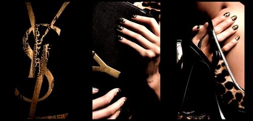 Yves Saint Laurent – Manucure Couture Les Fauves