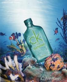 Calvin Klein – Ck One Summer 2013