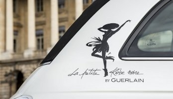 Guerlain – La Petite Robe Noire Fiat 500