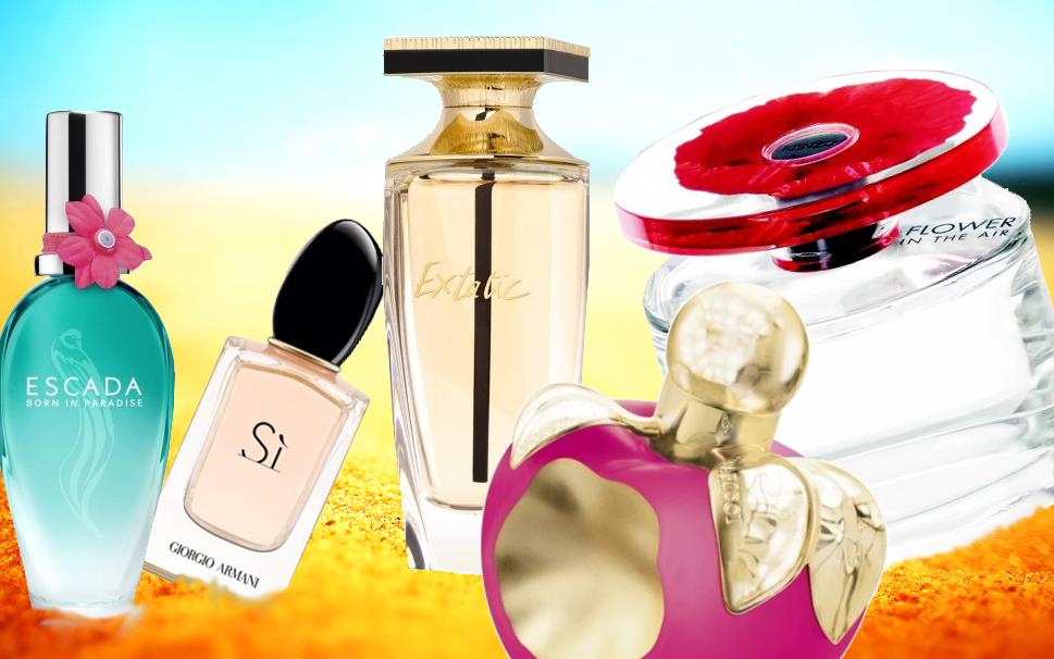 Les Tendances Parfums Printemps/Eté 2014