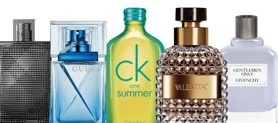 Les Fragrances Masculines Eté 2014