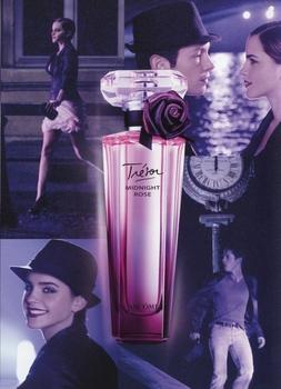 Egéries phare des parfums féminins