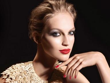 Chanel Look Noël 2014 Plumes Précieuses