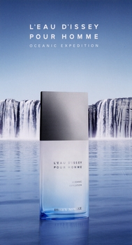 Issey Miyake – L'Eau d'Issey Homme Oceanic Expedition