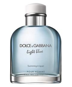 Dolce & Gabbana – Light Blue pour Homme Swimming in Lipari
