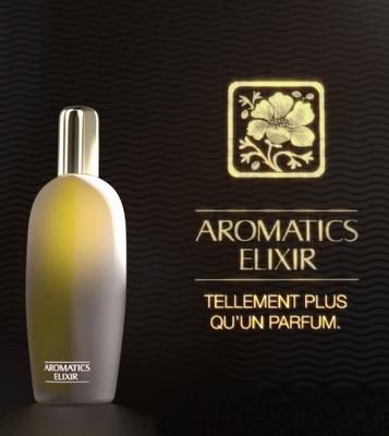 Aromatics Elixir de Clinique, un parfum comme aucun autre