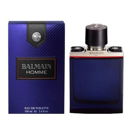 La sensualité du nouveau parfum Balmain Homme