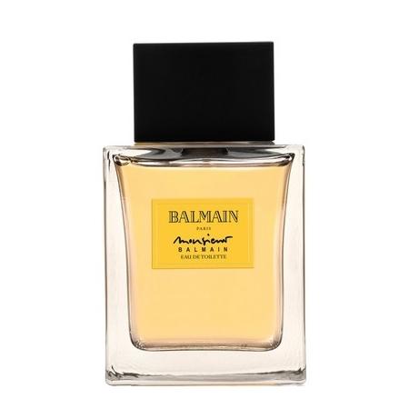 Monsieur Balmain, la verveine citronnée de Balmain