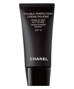 Chanel – Double Perfection Crème Crème de Teint Mat Poudré SPF 15