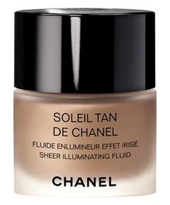 Chanel – Soleil Tan de Chanel Fluide Enlumineur Effet Irisé